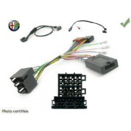 COMMANDE VOLANT CHRYSLER 300S 2012- - Pour Alpine complet avec interface specifique