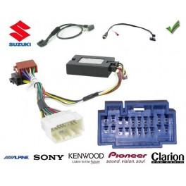 COMMANDE VOLANT Suzuki Alto Automatique - Pour KENWOOD complet avec interface specifique