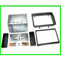 Kit integration 2 DIN SKODA ROOMSTER 2006- avec cage aluminium