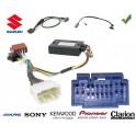 COMMANDE VOLANT Suzuki Swift AMT-2008 - Pour SONY complet avec interface specifique